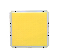 ZDM DIY 30W 3000LM 6000K Cold WhiteLED square integrated light source board (DC12-14V 2-2.5A)