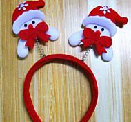 Недорогие -дизайн рождественские украшения элементы Рождественский свет руководитель группы шпилька является случайным