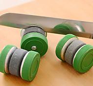 Stoneware Household Portable Sharpener Portable Kitchen Tool Knife Stone Practical (Random  Colours)