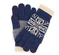 Original Xiaomi Wool Touch Gloves Keep Warm Grey Blue Beige Suitable For iOS And Android Phones  All Touchscreen Devices