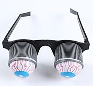 1шт террор глазное яблоко очки для партии костюма Хэллоуина