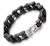 Kalen New Men's Bike Chain Bracelet Cool Biker Bicycle Chain Bracelet Fashion Cheap 316L Stainless Steel Hand Chain  Christmas Gifts