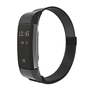 Milanese Stainless Steel Watch Band Strap Bracelet for Fitbit Charge 2 Tracker