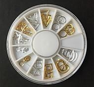 Недорогие -# украшения гвоздь ювелирные изделия металлическая мода специальный дизайн ручной работы запах свободный отражающий высокое качество ежедневный