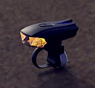 Недорогие -велосипед свечения лампы Светодиодная лампа Велоспорт Очень легкие Люмен Батарея Велосипедный спорт