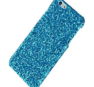 Glitter Shine Pattern PC Protection Back Cover Case for iPhone 7/7 Plus/6S/6Plus/SE/5s