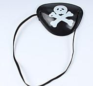 3pcs, a venda dos piratas para a festa do traje de Halloween projeta a decoração do Dia das Bruxas