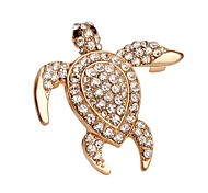 Men's Women's Brooches Fashion Crystal Jewelry For Wedding Party Special Occasion Birthday Gift Daily Casual