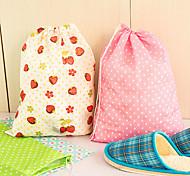 cheap -Shoes Storage Bag Printing Non Woven Fabric Storage and Organization(Random Colour)