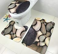 Недорогие -1шт Традиционный Коврики для ванной Полиэстер Современный стиль Ванная комната Легко очистить