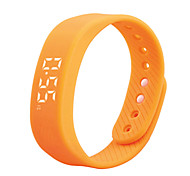 DMDG T5 Bracciale smart Resistente all'acqua / Long Standby / Calorie bruciate / Contapassi / LED / Indossabile / 3D USB Microsoft Windows