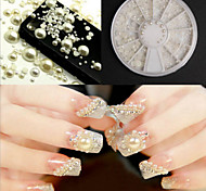 cheap -1 pcs Pearls / Nail Jewelry / Decoration Kits Fashion Daily Nail Art Design