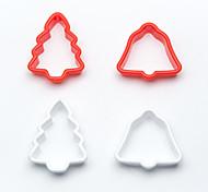 Недорогие -выпечке Mold Печенье ABS Новый год День рождения Новогодняя тематика