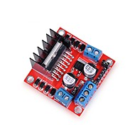 cheap -Crab Kingdom DIY Technology Model Production of Electronic Accessories L298N Motor Drive Module 02
