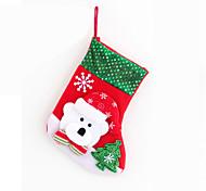 2PCS Christmas ornaments for Christmas table decoration