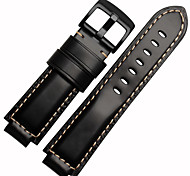 cheap -Fashion Luxury Genuine Leather Watch Bracelet Band Strap For Garmin Vivoactive Acetate
