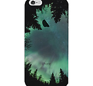 For iPhone 8 iPhone 8 Plus iPhone 7 iPhone 6 iPhone 5 Case Case Cover Translucent Back Cover Case sky Scenery Soft TPU for Apple iPhone 8