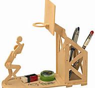Пазлы Деревянные пазлы Строительные блоки DIY игрушки сферический 1 Дерево Со стразами Модели и конструкторы