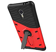 cheap -Case For Meizu with Stand Ultra-thin Back Cover Armor Hard PC for Meizu m3 note