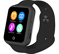 cheap -Smart Watch GPS Heart Rate Monitor Water Resistant / Water Proof Video Camera Audio Hands-Free Calls Message Control Camera Control