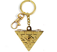 cheap -Cosplay Accessories Inspired by Yu-Gi-Oh Cosplay Anime Cosplay Accessories Keychain Alloy