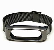 cheap -Watch Band for Mi Band 2 Xiaomi Milanese Loop Metal Stainless Steel Wrist Strap