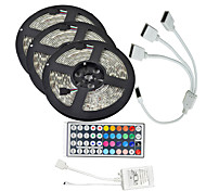 abordables -KWB Sets de Luces 900 LED RGB Control remoto Cortable Regulable Impermeable Color variable Adecuadas para Vehículos Conectable DC 12V