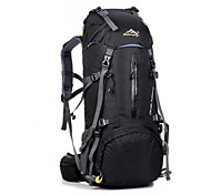 50 L Hiking & Backpacking Pack Travel Organizer Climbing Camping & Hiking Traveling Multifunctional Nylon