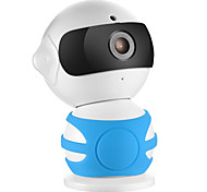 SANNCE® 960P HD Alarm P2P Hidden Robot IP Camera Wireless Wifi Two Way Audio Baby Monitor