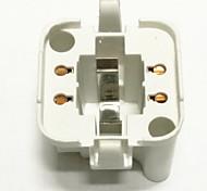 Недорогие -База G24 Патрон лампы подвеска лампа держатель