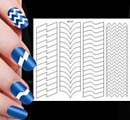 63PCS Different Sizes Professional Making Pattern Nail Art Tool #07