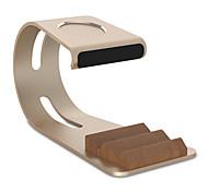 Paifan стойка для часов для яблока серии 1 2 ipad iphone 7 6 плюс 5 5s 5c металл все-в-1 38 мм / 42 мм нет линии передачи данных