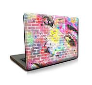 для Macbook Air 11 13 / pro13 15 / Pro с retina13 15 / macbook12 Scrawl лицо яблоко кейс для ноутбука