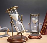 Недорогие -«Песочные часы» Игрушки Цилиндрическая Ретро Стекло Металл Мальчики Девочки 1 Куски