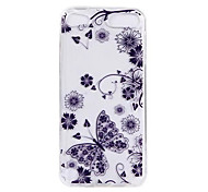 cheap -National Butterfly TPU Case for Touch5 6 iPod Cases/Covers iPod Accessories