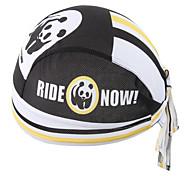 Xintown panda new riding бандана платок велосипед велосипед пиратская шляпа велосипед оголовье мужские и женские колпачки черные& белый