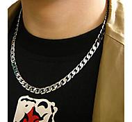 abordables -Hombre Collares de cadena  -  Moda Gargantillas Para Boda Fiesta Diario