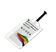 Недорогие -mindzo ци стандарт 5V1A стиль-B беспроводной приемник зарядное устройство для всех андроид микро USB стиль-б смартфон