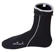 cheap -Water Shoes/Water Booties & Socks Swimming Diving / Snorkeling Rubber for Unisex