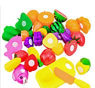 Недорогие -Ролевые игры Игрушка кухонные наборы Игрушки Игрушки Игрушки Friut Новинки Куски