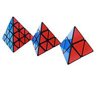Недорогие -Кубик рубик Shengshou Pyramid 2*2*2 3*3*3 4*4*4 Спидкуб Кубики-головоломки головоломка Куб Новый год День детей Подарок