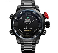 cheap -WEIDE® Men's Watch Sports Analog-Digital LED Date Alarm Water Resistant Multi-Function Wrist Watch Cool Watch Unique Watch Fashion Watch