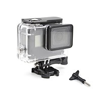 cheap -Waterproof Housing Case Waterproof For Action Camera Gopro 5 Ski / Snowboard Diving Surfing SkyDiving Rock Climbing Wakeboarding Travel