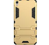 For Sony X XA XZ E5 Case Cover Steel Battlegear Series Combo Bracket Phone Case