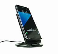 Q800 беспроводная зарядка подставка для смартфона со встроенной стандартной ци