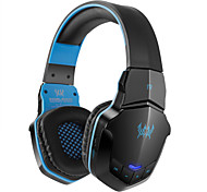 B3505 Bluetooth Sport Headset Wireless gaming headphone with Microphone for iPhone Mac Smartphones PC Computers Laptops(Blue)
