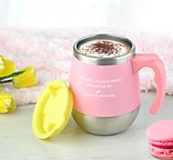 Drinkware, 450 Stainless Steel Polypropylene Tea Coffee Vacuum Cup