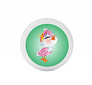 Universal  Cute Chicken 5V 2A  Wireless Charging Pad Mobile Wireless Power Charger for Galaxy S6 S6 EDGE  S7 S7 EDGE NOTE5 Samsung HTC LG Nexus Nokia