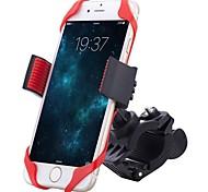 Недорогие -Крепление для телефона на велосипед Компактность, Нескользящий, Полет с возможностью вращения на 360 градусов Велосипеды для активного отдыха / Велосипедный спорт / Велоспорт / Велосипедный мотокросс