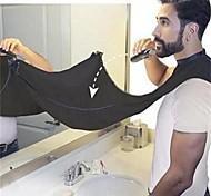 1шт борода фартук собирать ткань bib лицевые волосы обрезки бритья улавливающий плащ раковина домой